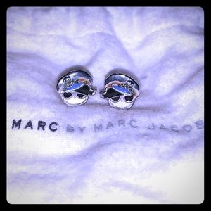 Marc By Marc Jacobs Ugly Doll stud earrings